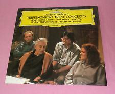 Beethoven - Tripelkonzert - o Yo Ma, Anne-Sophie Mutter, Zeltser, Karajan,NM