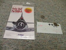 Cutting Edge  decals 1/72 72051 Focke Wulf FW190D-9 Advanced Research Series A96