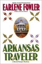 Arkansas Traveler (Benni Harper Mysteries) Fowler, Earlene Hardcover