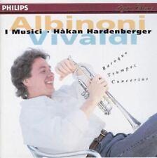 Baroque Trumpet Concertos : I Musici & Håkan Hardenberger