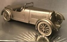 Superb Danbury Mint 'Aston Martin 1 1/2 Litre MkII 1934' Pewter Car 6.7cm Length