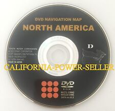 2004 2005 2006 LS430 LX470 GX470 Tundra Sequoia Navigation DVD Map GEN4 Ver 3.3