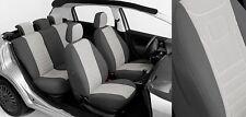 Audi A6 C4 C5 C6 Maßgefertigte Velours Sitzbezüge (VGP1) GRAU