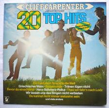 CLIFF CARPENTER - 20 top hits - LP