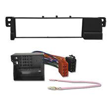 Radioblende Rahmen Adapter für BMW 3er E46 Quadlock Stecker