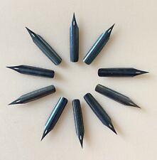 Esterbrook Vintage 355 Fine Flex Drafting Dip Pen Nibs (10) Drawing Calligraphy
