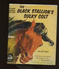 Farley, Walter: The Black Stallion's Sulky Colt HB/DJ 1st/1st