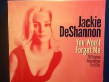 JACKIE. DE. SHANNON.           THIRTY ORIGINAL RECORDINGS ON. TWO DISCS.