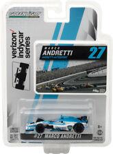 Greenlight 1/64 2017 INDY Race Car #27 Marco Andretti United Fiber & Data 10788