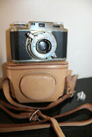Vintage Bolsey Model B2 35mm Camera W/ 44mm Wollensak f/3.2 Lens