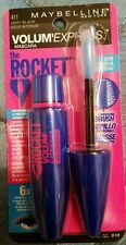 Maybelline The Rocket Volum Express WATERPROOF Mascara  411 VERY BLACK