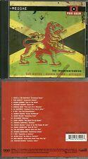 CD - REGGAE avec BOB MARLEY, GREGORY ISAACS, U ROY, DILLINGER, TRISTAN PALMER