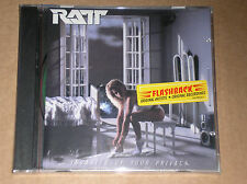 RATT -  INVASION OF YOUR PRIVACY - CD SIGILLATO (SEALED)