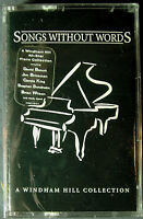 Songs Without Words by Various Artists (Cassette, Oct-1997, Windham Hill) NEW