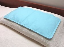 """Gel'O Cool Pillow Mat 11 x 22"""" - soft, odorless, no water filling!"""