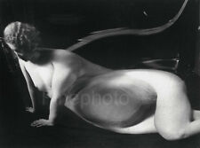 1932/76 Vintage Modernist SURREAL FEMALE NUDE #9 Photograph Art By ANDRE KERTESZ