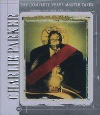 The Complete Verve Master Takes [3 CD Box Set], Charlie Parker, Very Good Box se