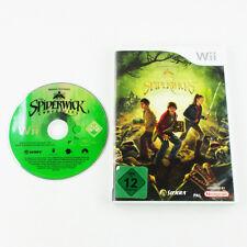 Nintendo Wii Jeu Secrets le Spiderwicks Emballage D'Origine sans Manuel #A