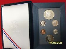1990-S Proof PRESTIGE SET 6 Coin w/Box and Cert