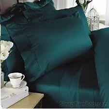 Sleepbamboo, 2 Pillowcase set, 320 tc Bamboo Rayon, King, Teal Green