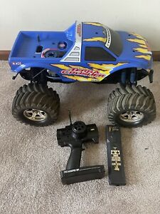 Excellent Condition Vintage Tamiya Terra Crusher Nitro RC Monster Truck RTR