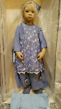"Annette Himstedt Doll ""Trinchen"" Limited Edition 2002 Collection 32"""