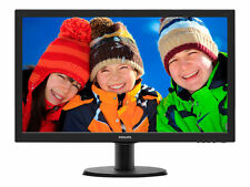 Philips 243v5lhab (23 6 Zoll) Wide Monitor schwarz