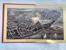 Martha's Vineyard Photo Album Book Vintage 1893 16 Pgs Leather Cover