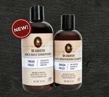 Dr. Squatch Fresh Falls Hair Care Kit | Fresh Falls Shampoo & Conditioner NEW !!