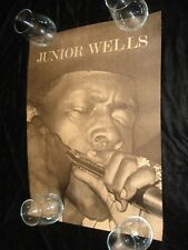 Junior Wells Poster