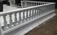 Balustraden Höhe 73 cm. Balustrade Baluster Marmor Geländer