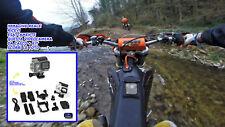 Videocamera casco da moto bici sci telecamera mountain bike sport sd usb cam per