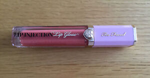 Too Faced Lip Injection Power Plumping Lip Gloss 'The Bigger The Hoops' - New