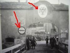 33) Foto 1938 Einmarsch ÖSTERREICH - Nachrichten Abtl. 17 - Grenze in SCHÄRDING