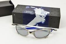Oakley Ichiro 51 Signature JULIET Polished/Slate Iridium w/original box X-Metal