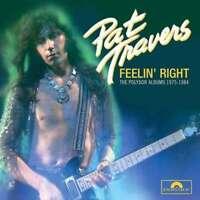 Feelin ' Destro: Pat Travers Nuovo CD Album (5352821)