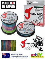 DAIWA J-BRAID Fishing Line (Multi Colour)