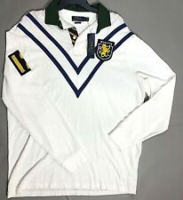 NWT Polo Ralph Lauren Rugby Polo Shirt XL TALL CLASSIC FIT LONG SLEEVE 168.00
