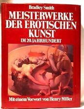 Meisterwerke der erotischen Kunst Moewig Verlag 1981 mit 222 S. Erstauflage