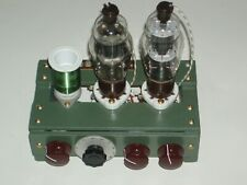 2 tube 1625 Ham Radio Regen receiver