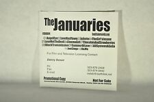 The Januaries - Promotional Copy