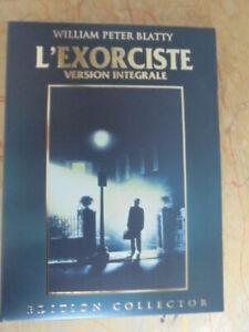 L'EXORCISTE version intégral original classique horreur 2 DVD VOSTF + VF