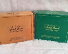 Lot Of 2 Vintage TRIVIAL PURSUIT Card Game Sub Sets All Star Sports + Genus II