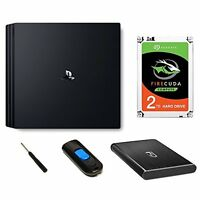 Micronet Technology PS4-2TB-SSHD Fantom Drives Ps4 Upg Kit With Accs 2tb Seagate