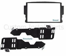 Aftermarket Radio Installation FRAME AND BRACKETS Kit for Acura TL 2004 - 2008