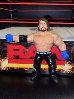 WWE MATTEL RETRO SERIES 3 AJ STYLES WRESTLING ACTION FIGURE HASBRO WWF