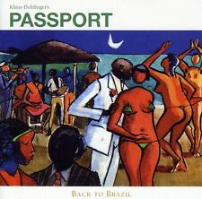 Klaus Doldinger, Passport - Back to Brazil [New CD]
