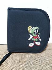 Marvin the Martian Looney Tunes 24 Cd Dvd Video Game Disc Organizer Case