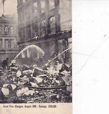 Postcard of Glasgow