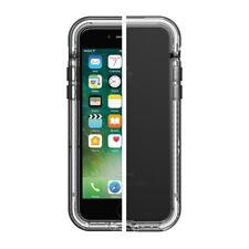 Genuine Lifeproof Next Case suits iphone 7/8 - Clear/Black | Tough Case|